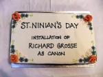 Richard's cake