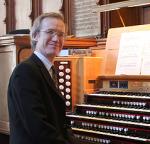 Chris Nickol - organist