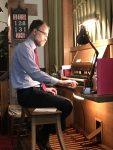 David Hamilton Organist