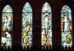St Mary's East window